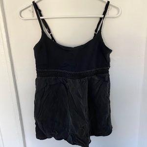 lululemon athletica Other - Lululemon Bliss Tank Black Size 8